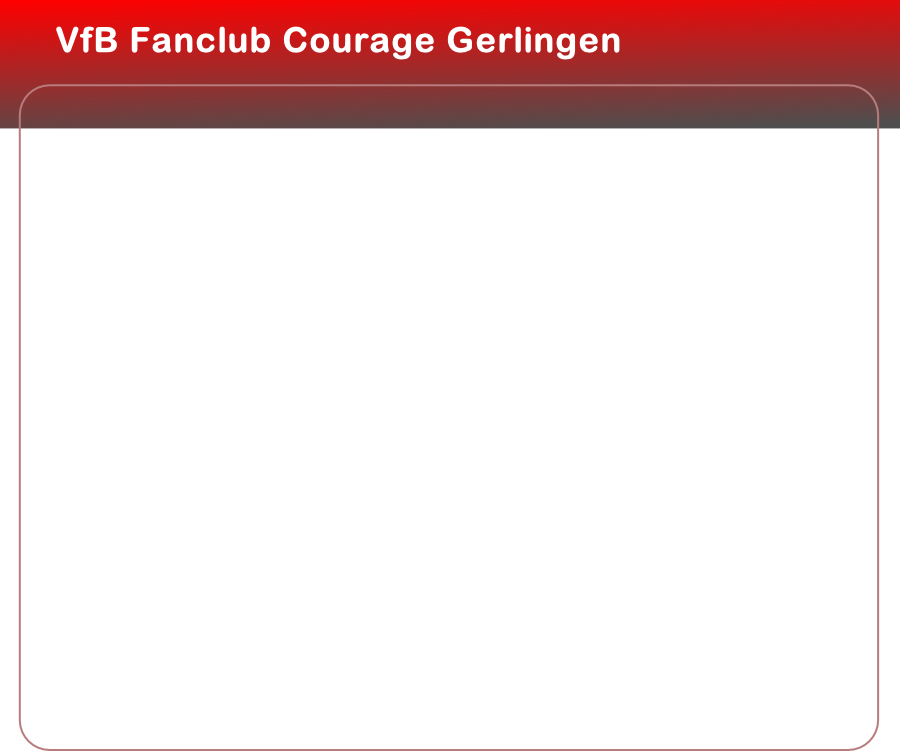 VfB Fanclub Courage Gerlingen